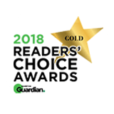 2018 Gold Readers' Choice Award